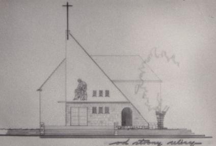 wizualizacja kościoła 1