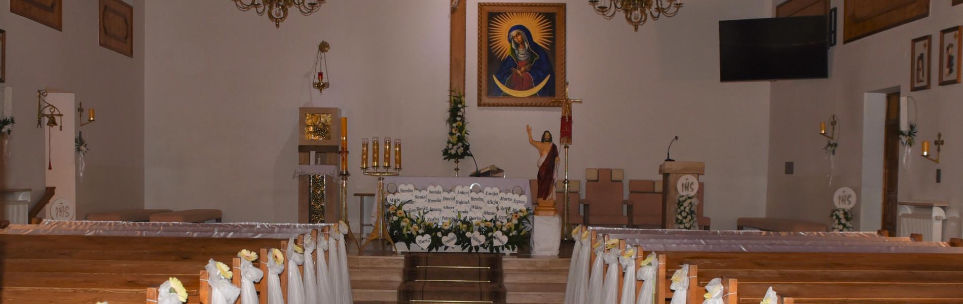 W naszym kościele